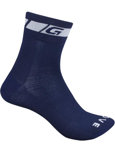 GripGrab Classic Regular Cut Socks navy